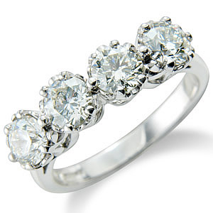 Cz Diamond Engagement Rings